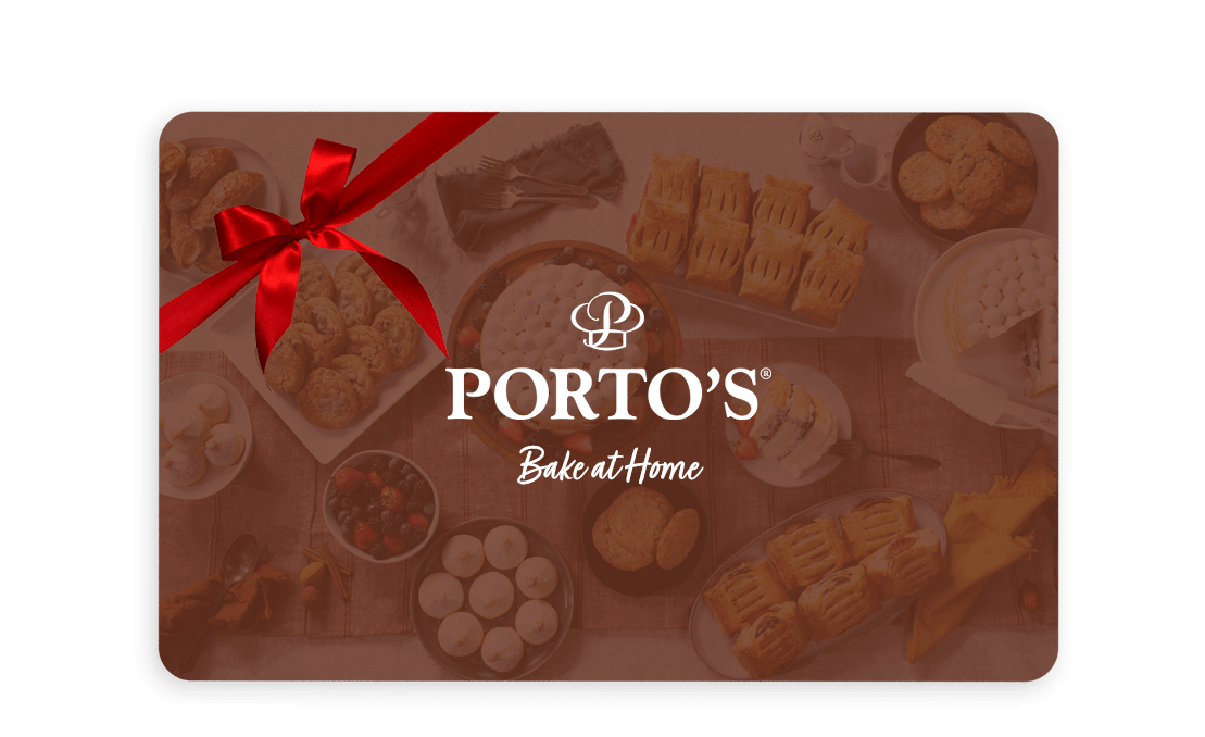 Porto's Bake at Home eGift Card
